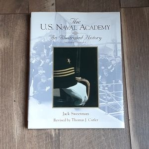 US Naval Military Book Coffee Table 2nd Edition